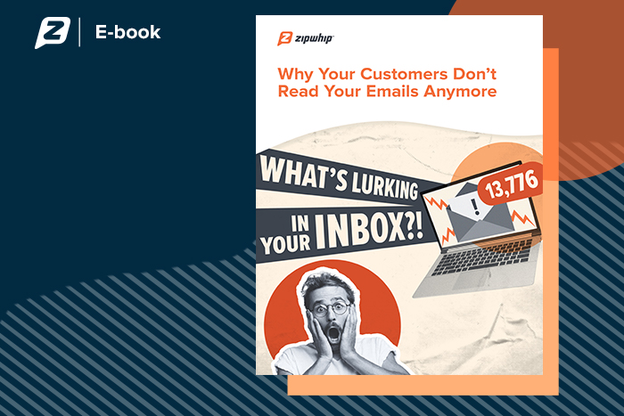 E-book: Why Your Customers Don't Read Your Emails Anymore