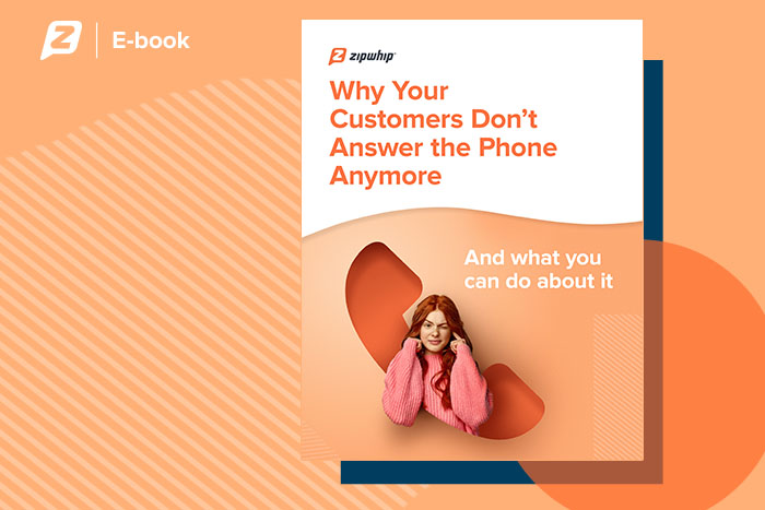 E-book (Oversaw): Why Your Customers Don't Answer the Phone Anymore