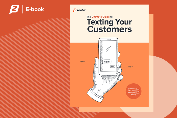 E-book (Oversaw): The Ultimate Guide to Texting Your Customers