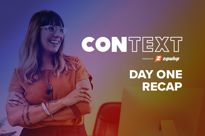 ConText Day 1: Highlights From Our Virtual Texting Summit